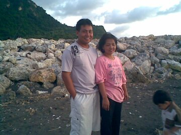Pantai Puger - My Parents